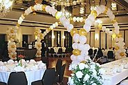 Wedding Balloon Decorations | Balloon Decorators