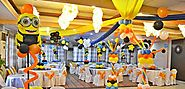 Balloon Decoration Ideas For Weddings Decoration | Gkarts Decorators
