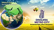 Is investing in dholera smart city by buying a plot good option?