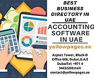 Best Accounting Software Companies in Dubai UAE