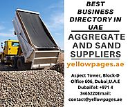 Aggregate and Sand Suppliers UAE