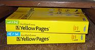 Yellow pages - Wikipedia, the free encyclopedia