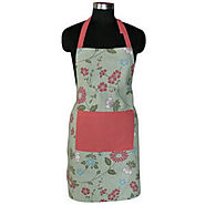 Wholesale aprons blank manufacturers-red-purple-pink-yellow