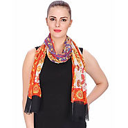 Wholesale white cotton scarves manufacturers & suppliers india