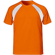 Round neck tshirts wholesale suppliers & manufacturers in plain