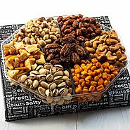 Jeffrey's Nuts Assortment