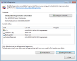 Take advantage of Windows 7's Disk Defragmenter to get detailed drive data