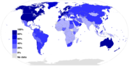 Internet access - Wikipedia, the free encyclopedia