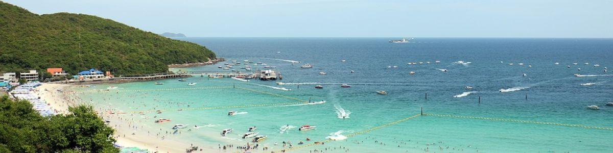 Headline for Beaches in Pattaya - Three ways to enjoy the sea and sand