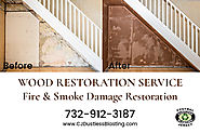 Wood restoration services in Clark, NJ
