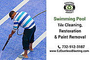 Swimming pool cleaning services in Clark, NJ