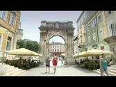 Croatia - Pula Port and City