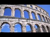 Travel Croatia - Visit the Pula Roman Amphitheatre