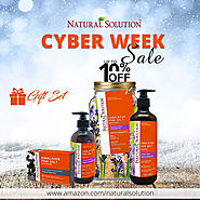 Natural Solution Cyber week Sale