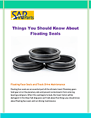 Things You Should Know About Floating Seals | edocr