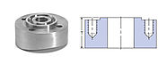 Stainless Steel Studding Outlet Flanges manufacturer in India - Akai Metal