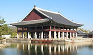 The Gyeongbokgung