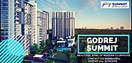 Godrej Summit Gurgaon Offers 3 and 4 BHK Luxury Apartments In Sector 104, Gurgaon