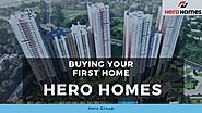 Hero Homes Offers Smart Way of Living in Gurgaon