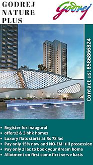 Godrej Nature Plus - Offers Luxury Apartments in Gurgaon