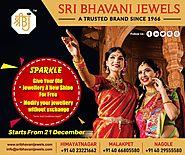 Diamond shops in Hybradabad- Sri Bhavani Jewels
