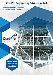 Process Equipments Manufacturers in India-CentPro