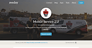 Mobile Service 2 U - Car Servicing at the comfort of your home.