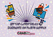grab the coupons on party supplies