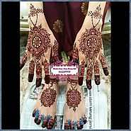 latest mehndi designs for hands - Sensod - Create. Connect. Brand.