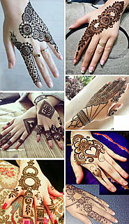 101+ Traditional Mehndi Designs for Hands and Arms - Sensod - Create. Connect. Brand.