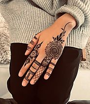 22+ Latest inspiring mehndi designs in 2020 - Sensod - Create. Connect. Brand.
