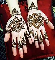 Simple And Easy Mehndi Designs Ideas For Youngers - Sensod - Create. Connect. Brand.