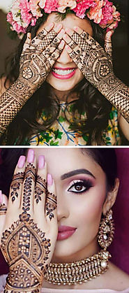 Arabic Mehndi Designs - Sensod - Create. Connect. Brand.