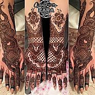 Mehndi Designs 2018 - Sensod - Create. Connect. Brand.