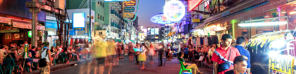 Headline for Top 5 Night Markets in Bangkok - For an epic nightlife!
