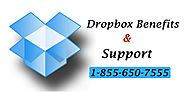 Dropbox Support Number 1-855-650-7555 - What is Dropbox Benefits