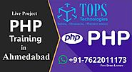 PHP Training With Live Project - TOPS Technologies