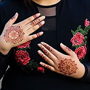 20 Latest And Stylish Mehndi Designs For Bridals - Sensod - Create. Connect. Brand.