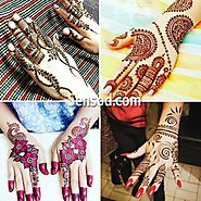 39+ Latest Trendy And New Mehandi Designs on Sensod - Sensod - Create. Connect. Brand.