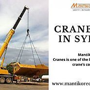 Crane Hire In Sydney | Visual.ly