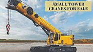 Small Tower Cranes For Sale - Gifyu