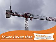 Tower Crane Hire Sydney -
