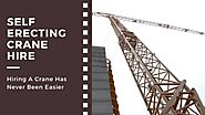 Self Erecting Crane Hire - Gifyu