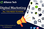 Alliance Tech Jabalpur | Digital Marketing Company in Jabalpur MP