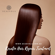 Professional Keratin Hair Repair Treatment and Products