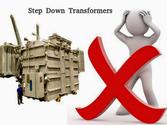 Looking for ideal step down transformer provider?