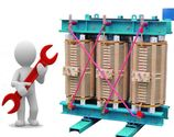 How to wire step down voltage converter transformers?