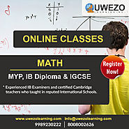 Learn Maths Online