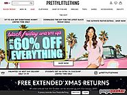 Pretty Little Thing Discount Code | Pretty Little Thing Voucher Code | Pretty Little Thing Promo Code