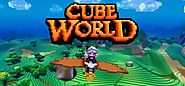 "Michael Godfrey on Twitter: ""Are you a fan of sandbox games? Well after 6 years of silence, #CubeWorld is being relea..."